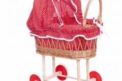 Puppenwagen und Wiegen