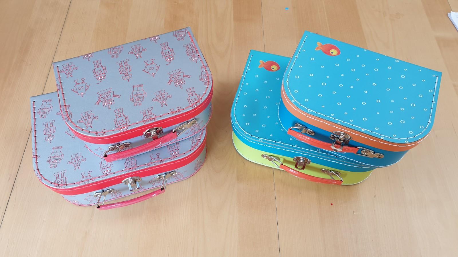 Kofferset (2tlg)